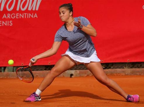 El tenis femenino tuvo una jornada de dulce y agraz en el tenis profesional por el mundo