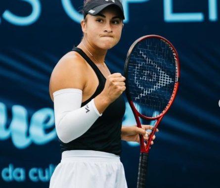 Final de Gatica en República Checa la dejará como la segunda mejor chilena de dobles