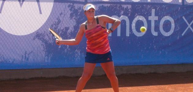 Bárbara Gatica jugará la final de Túnez