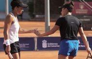 Quinta semifinal del año para Barbara Gatica en dobles