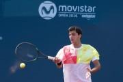 Marcelo Tomás Barrios cayó en la final del Futuro 3 de Grecia
