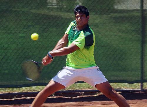Bastián Malla ingresó al cuadro principal del Challenger de Buenos Aires