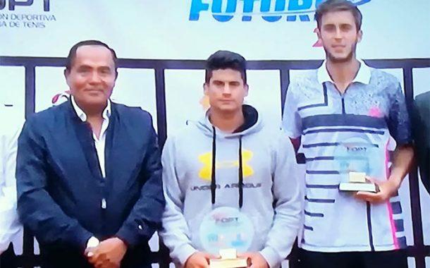 Malla consigue segundo título consecutivo en Perú