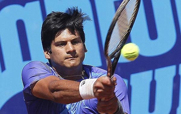 Bastian Malla gana en el debut de un ITF brasileño