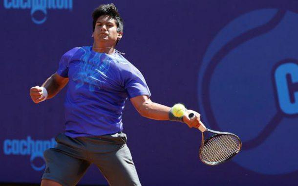 Bastián Malla va por su noveno título en el ITF de Huelva