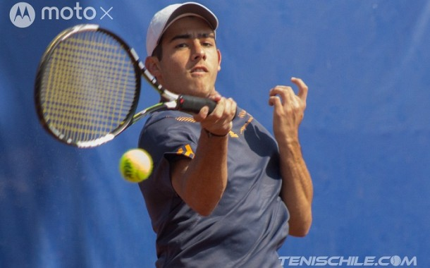 Ya se fue el ranking a la ITF