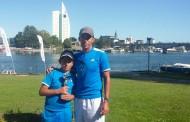 Barquín de Tenis 10 a campeón RUN