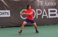 Torres y Olivero se instalaron en la tercera ronda del Perú Junior Open 2019