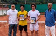 Jimar Gerald y Benjamín Torres fueron campeones en España y Panamá