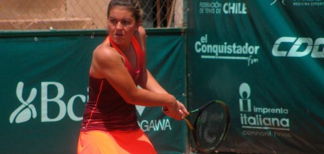 Fernanda Brito perdió la final del ITF de Sao José do Río Preto