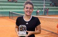 Fernanda Brito se quedó con el título individual de la Copa Amboró