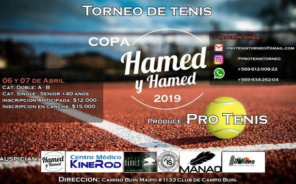 Copa Hamed & Hamed RUN en Buin