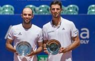 Dupla que se medirá con Chile ganó el Argentina Open