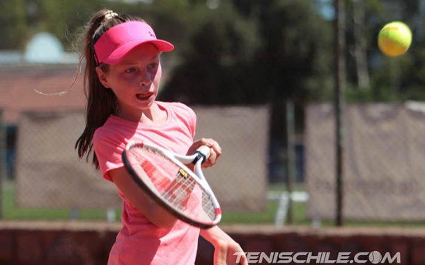Tenis 10 de Copa Davis se jugó en las canchas de la Federación de Tenis de Chile