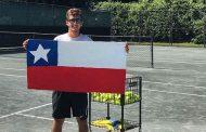 Conozca al chileno que encordó las raquetas a los Zverev en la previa del US Open