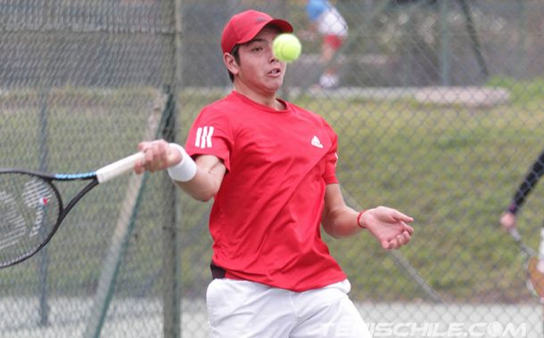 Gallardo gana primer ITF de su carrera en Perú