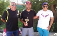 Urrejola gana Senior en Tenislet