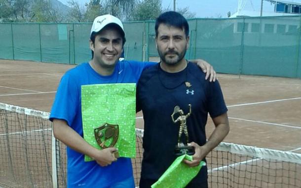Urrejola gana el quinto torneo del año