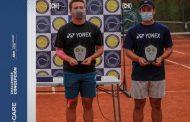 Cristobal Castro y Javier Araya son la primera dupla chilena confirmada para el Challenger de Concepción
