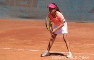 Rodríguez cortó la racha de Koslowski en Tenis 10