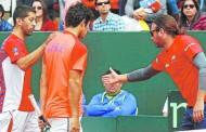 Entradas a Copa Davis costarán $3.000