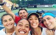 Chile superó a Puerto Rico y logró el ascenso en la Fed Cup