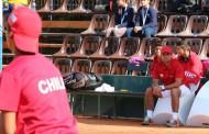 Chile cae con el favorito en Copa Davis