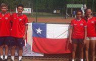 Chile concluyó su participación en el Sudamericano de 14 años en Cali