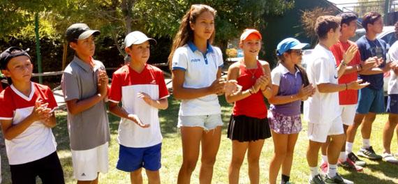 Circuito Nacional de Menores tuvo extraordinario paso por Isla de Maipo
