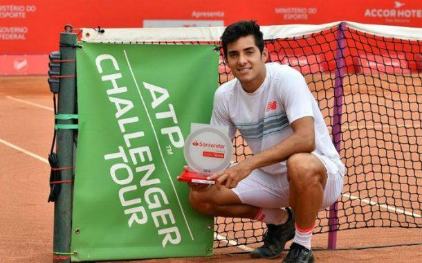 Calculadora de la fe: ¿Qué necesita Garín para superar a Jarry en el ranking y ser el nuevo número 1 de Chile?