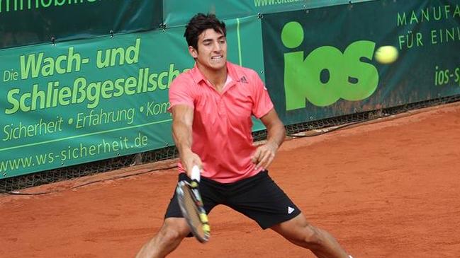 Christian Garin se metió a semifinales en España