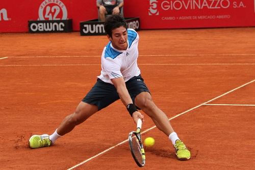 La fatiga del viaje desde Europa impidió jugar a Christian Garín en el ATP 250 de Córdoba