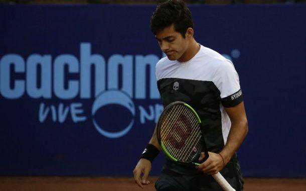 Christian Garín cayó en la última ronda de la qualy del ATP 250 de Bastad