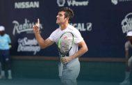 Christian Garín pasará el año nuevo en Australia jugando la qualy del ATP 250 de Brisbane