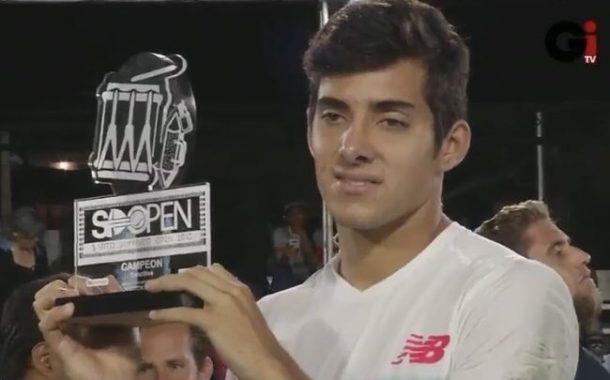 Garin se corona campeón de un Challenger por segunda semana consecutiva