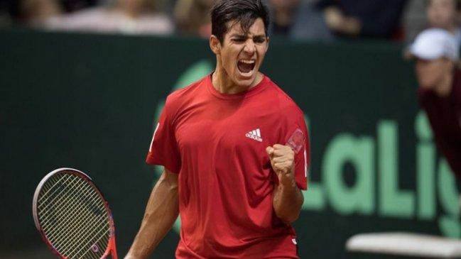 Garín enfrentará a gran promesa del tenis y Jarry irá ante un qualy en el ATP 250 de Buenos Aires
