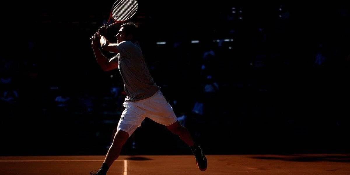 Muchas gracias Christian Garin por el tenis exhibido en Barcelona