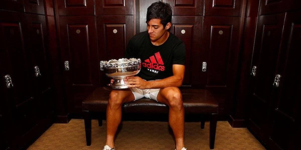 Christian Garín pisa fuerte sobre arcilla: es el tenista con más triunfos en el 2019 en todo el mundo