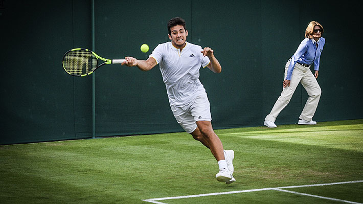 Garin es eliminado en primera ronda de Wimbledon