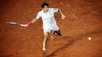 Sigue el sueño, Garin está en tercera ronda de Roland Garros y quedará 18 del mundo