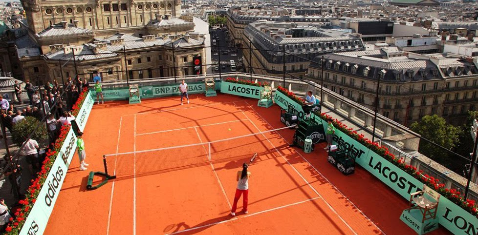 Arcilla Sintética: Una innovadora propuesta para el mundo del tenis