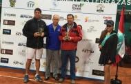 El Temuquense ClaudioRojas, no pudo revalidar su título en Lima