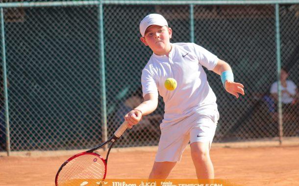 El Tenis 10 va del Estadio Nacional al Club Providencia