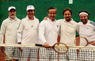 Club Deportivo Seniors busca unificar el circuito a nivel nacional y promover la actividad tenística a nivel Seniors