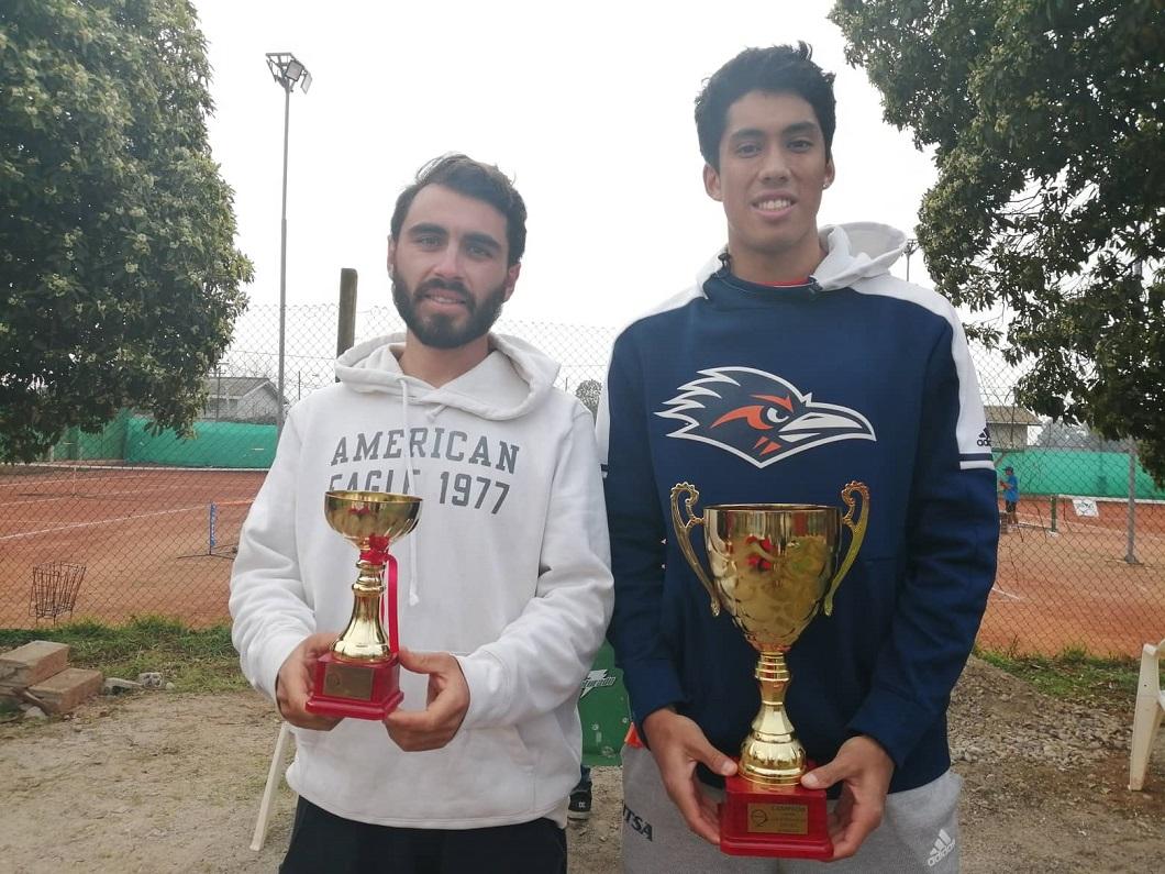 Javier González es campeón en Concón y agrandó el pozo de sus ganancias en Julio