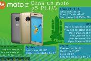 Concurso: Gana un Celular Moto G5 Plus