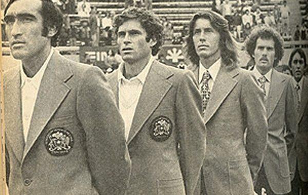 Hoy se cumplen 44 años de Chile en la final de Copa Davis