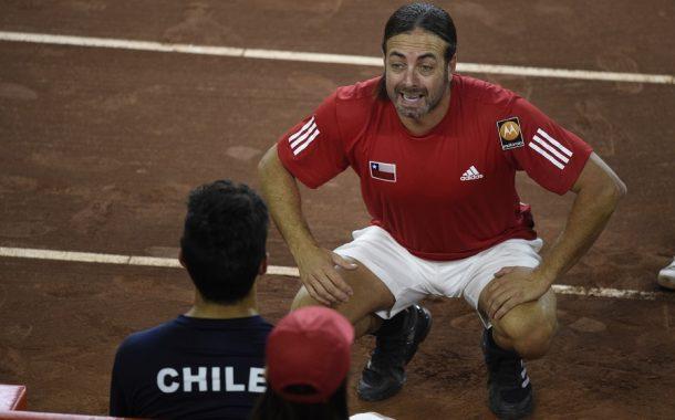 Chile jugará contra Eslovaquia por Copa Davis