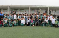 En el Colegio Santa Teresa del Carmelo se dio el vamos a la Copa LPChile