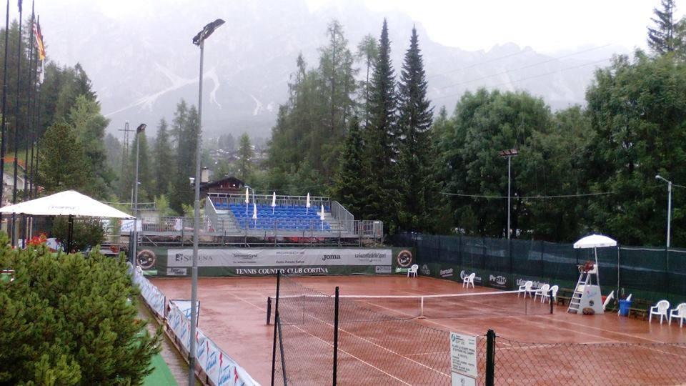 Se baja la Cortina, partido de Jarry se suspende por lluvia